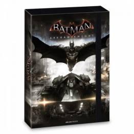Ars Una кутия с ластик A4 Batman Ученически пособия