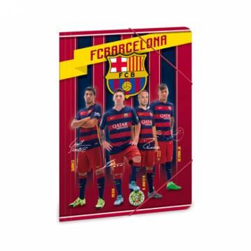 Ars Una папка с ластик FCBarcelona Ученически пособия