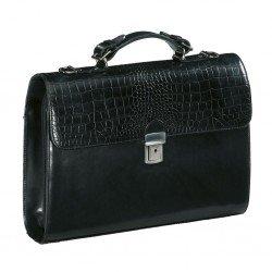 Busquets Бизнес чанта - естествена кожа