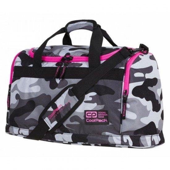 Cool Pack Спортна чанта FIT Camo Pink Neon