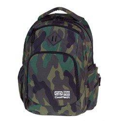 Cool Pack Ученическа раница с две отделения  BREAK Camouflage Classic