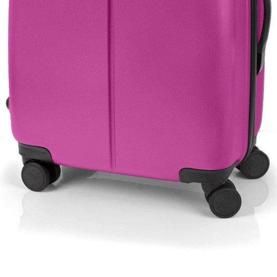 ABS куфар 77 см. цикламен – Paradise