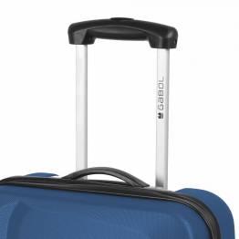 ABS куфар 55 см. син – Line