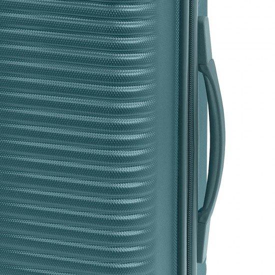 ABS куфар 66 см. тюркоаз – Balance