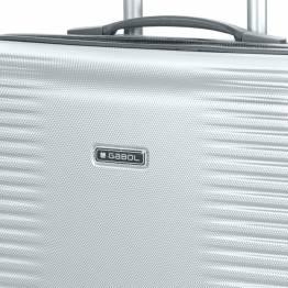 ABS куфар 66 см. сребрист – Balance