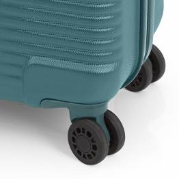 ABS куфар 76 см. тюркоаз – Balance