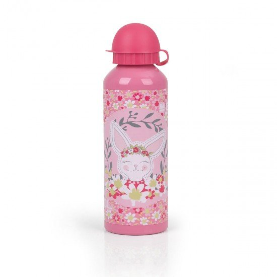 Алуминиева бутилка за вода Bunny