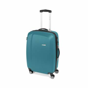 ABS куфар 68 см. тюркоаз – Line