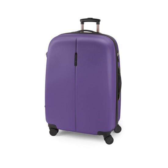 ABS куфар 77 см. лилав – Paradise