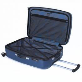 ABS куфар 76 см. син – Line