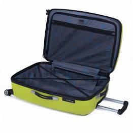 ABS куфар 76 см. зелен – Line