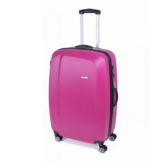 ABS куфар 76 см. цикламен – Line