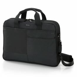 """Бизнес чанта за лаптоп 15,6"""" Industry черна"""