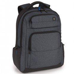 "Бизнес чанта за лаптоп 15.6"" Expert сива"