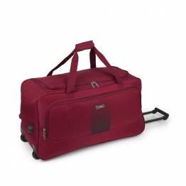 Пътна чанта на колела 73 см. червен - Roll