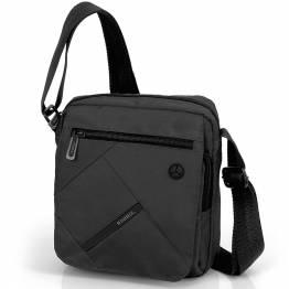 Мъжка чанта Twist черна