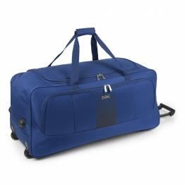 Пътна чанта на колела 83 см. синя - Roll