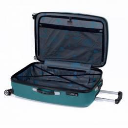 ABS куфар 76 см. тюркоаз – Line
