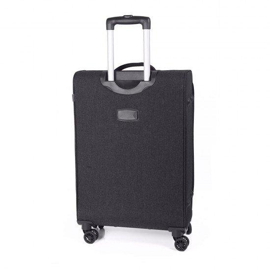 Куфар 78 см. черен - Board
