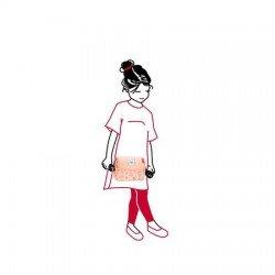 Всекидневна детска чанта Reisenthel - Розова